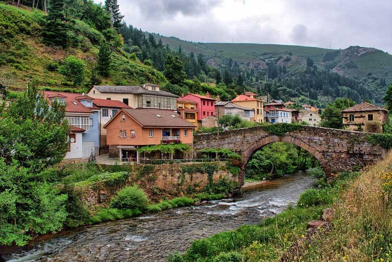 Pueblos con encanto en Asturias